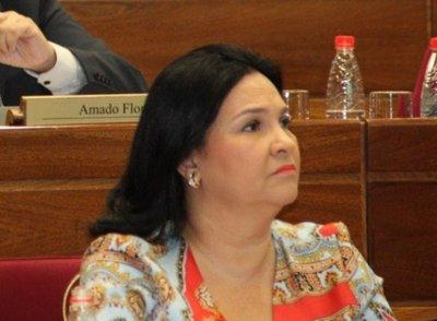 Maria Eugenia Bajac fue expulsada del Senado