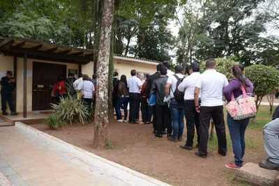 NO revelan lista de PLANILLEROS en la comuna de CDE