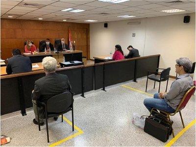 Camilo Soares alega estar enfermo y suspende nuevamente juicio oral