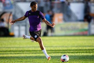 """""""El Bayern es la próxima etapa de la carrera de Sané"""""""