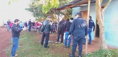 HOY / Fatal ronda de tragos: Matan a golpes a un hombre en PJC