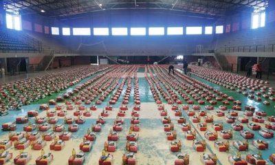 Comuna de CDE reparte 3.500 kits alimentarios por día