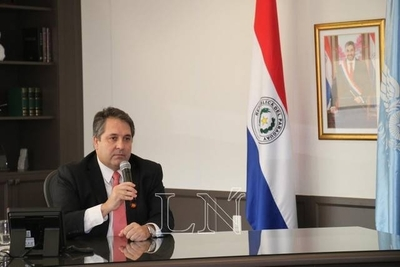 """HOY / Melgarejo pide """"tregua"""" y oficializa su renuncia: """"Agradezco al Presidente"""""""