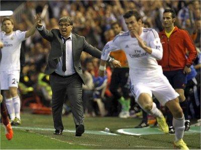 Seis años del gol de Bale ante el Barça de Martino