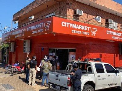 Fiscalía constató irregularidades sanitarias en locales comerciales