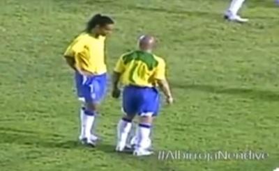 El día que Ronaldo, Kaká y Ronaldinho pisaron el Defensores