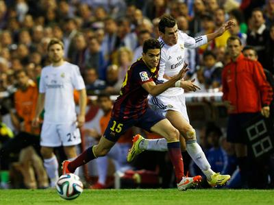 A seis años del golazo de Gareth Bale al Barcelona