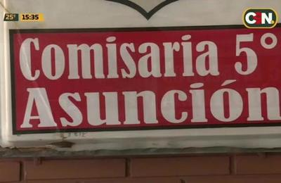 Detienen a joven por robo de celular en Asunción