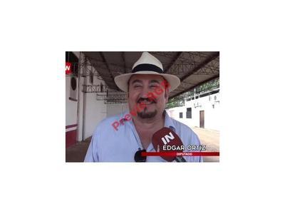 Comisión  dictamina a favor de desafuero del diputado Ortiz