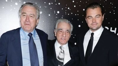 Coronavirus permite cameo con Leonardo DiCaprio y Robert De Niro