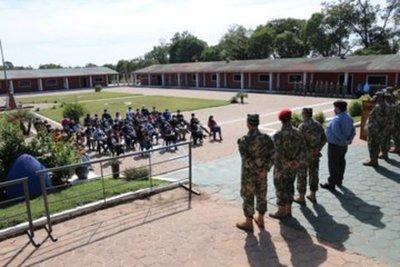 Otro grupo de paraguayos que ingresó del exterior completó su cuarentena