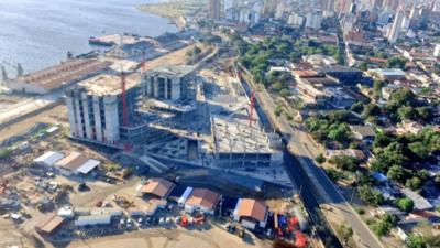 HOY / Reconversión urbana avanza a más de la mitad de su proyecto