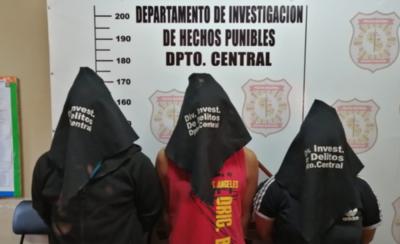 HOY / Disminuyen robos y asaltos pero delincuentes siguen operando