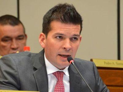 """EL """"SINCERICIDIO"""" DE SERGIO GODOY EN PLENA SESIÓN DEL SENADO"""