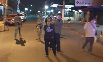 Abogado y militar imputados por violar cuarentena sanitaria