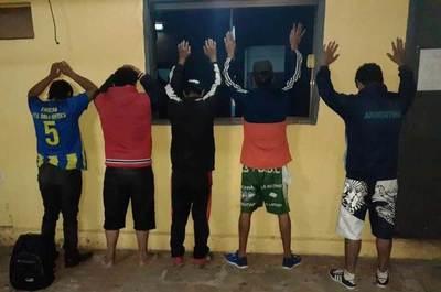 Más de 2.000 imputados por violación a la cuarentena •