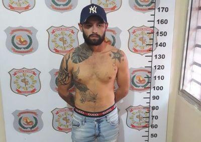 Supuesto sicario que se había fugado de la cárcel es recapturado