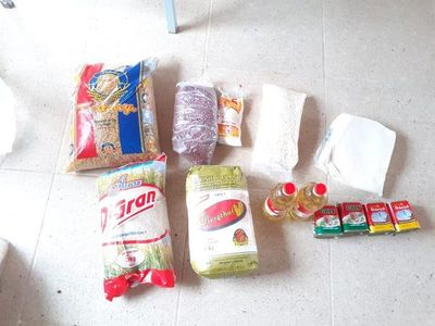 Denuncian que gobernación entrega kits con escasos productos