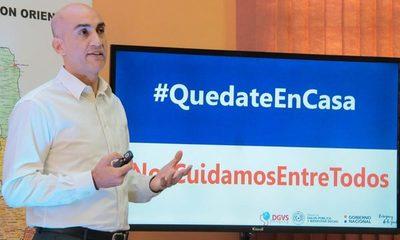 Dos son los nuevos casos de #COVID19 en Paraguay y suman 208