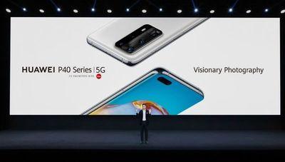Smartphones de la serie P40 de Huawei son reconocidos como los mejores para fotografía