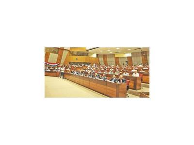 Diputados definen hoy elecciones, royalties y declaraciones juradas