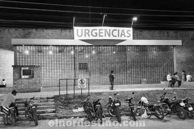 El Hospital Regional de Concepción se convirtió en forma exclusiva en el centro de atenciones de cuadros respiratorios