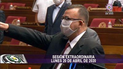 Asume reemplazo de Miguel Cuevas en Diputados