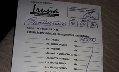 Docente denunció extorsión de agentes policiales en Pablo Rojas