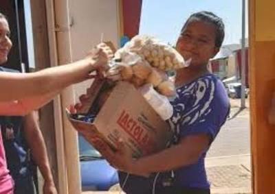 Finaliza primera etapa de distribución de kits a beneficiarios del programa Abrazo