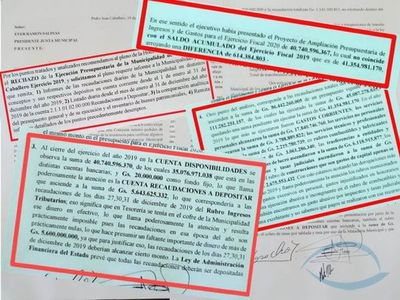 Por faltante de 6.000 Millones rechazan ejecución presupuestaria de José Carlos Acevedo