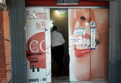 Covid-19: Salud intervino consultorio odontológico en Luque •