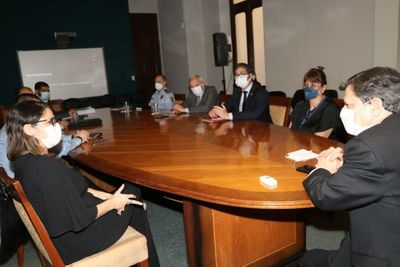 Acevedo encabezó reunión para evaluar acciones contra el crimen organizado