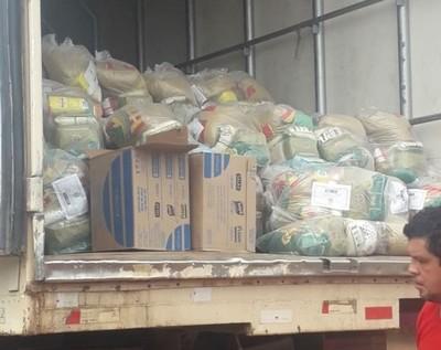 Varias escuelas de Belén aún no recibieron kits de víveres en canje por almuerzo escolar