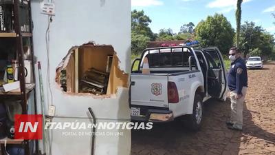 ARMAS ROBADAS EN EL CIRCUITO COMERCIAL PODRÍAN VENDERSE EN EL MERCADO NEGRO ARGENTINO.