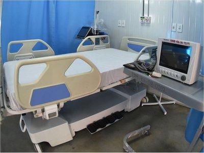 Habilitan hospital de contingencia  para 100 pacientes de coronavirus