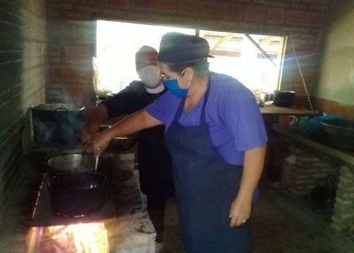 Alimentan a unas 5.000 personas en San Ber