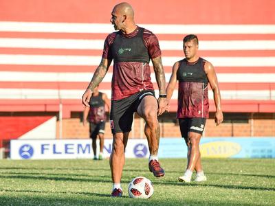 River Plate trabaja en un plan piloto para volver a los entrenamientos