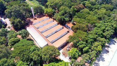 Habilitan en Itauguá el segundo hospital de contingencia para casos de COVID-19