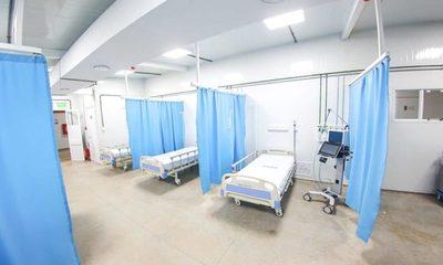 Coronavirus: Hospital de contingencia es inaugurado en Itauguá