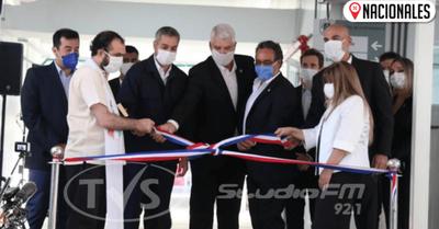 Habilitan segundo hospital de contingencia del Covid-19