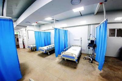 Habilitan segundo hospital de contingencia en Itauguá •