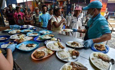 """Paro económico podría causar """"pandemia de hambre"""""""