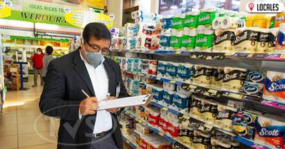 En Cambyretá procedieron a la verificación de precios en los comercios