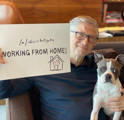 Ataque a la OMS y la Fundación Bill Gates revela listado de 25.000 contraseñas
