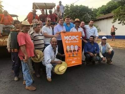 Carlos Arrechea anuncia trámites para continuidad de recapado asfáltico del tramo San Juan Bautista-Yvyraty