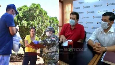 JUNTA MUNICIPAL DE ENCARNACIÓN AUTORIZA A LA COMUNA TOMAR MEDIDAS ADMINISTRATIVAS
