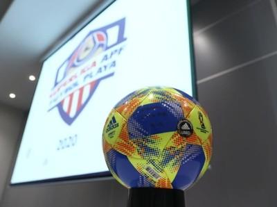 Están abiertas las inscripciones para el Curso de Entrenadores de Fútbol Playa