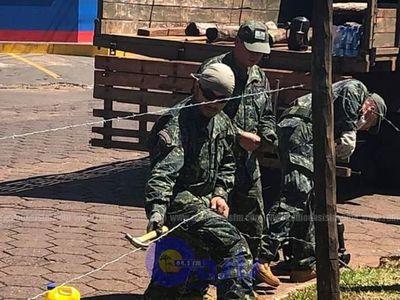 Fuerza de Tarea Conjunta seguirá cuidando frontera pese a malestar de autoridades de PJC.