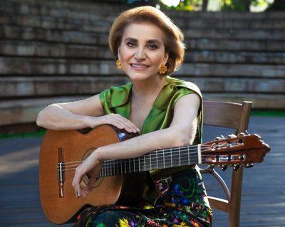 Berta Rojas será la primera mujer en recibir la Guitarra de Plata