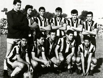A 50 años de la racha más larga de un equipo paraguayo en Copa Libertadores